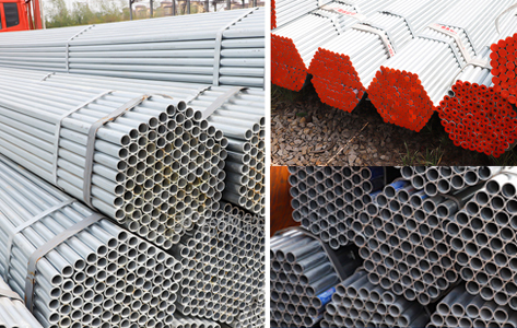 Select excellent galvanized pipes? You better click here.