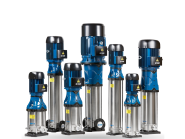 Stablized pressure pump--002