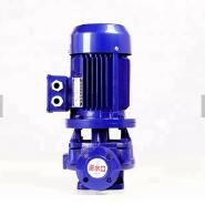 Stablized pressure pump