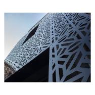 Foshan Bo Jun Precision Sheet Metal Co., Ltd. Aluminum Grille Decorative Wall