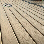 Linan Fentech Fence Products Co., Ltd. WPC Outdoor Flooring