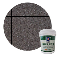 real stone paint 21 years factory direct supply weather resistant, can support custom real stone paint