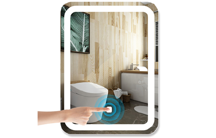 20% Discount for LED Mirror with CE certificate