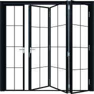 Foshan Nanhai He Yi Doors And Windows Factory Folding Doors