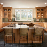 Ray furniture co Nig Solid Wood Cabinets