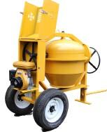 Toptek Ideal Structures Ltd Concrete Mixer