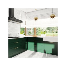 Paint-free Cabinets