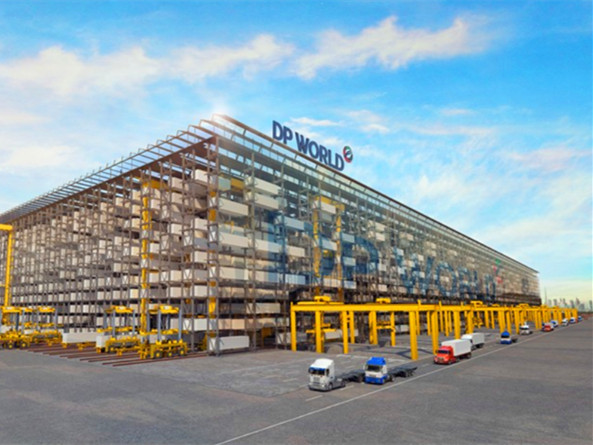 DP World Completes Trial of Innovative Container Storage System