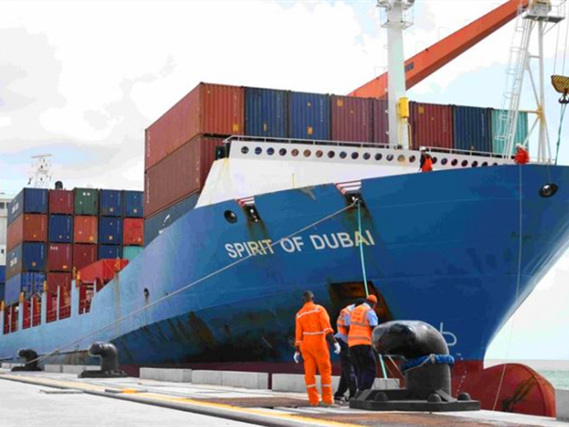 Kenya banking on Chinese-built port to become transshipment hub
