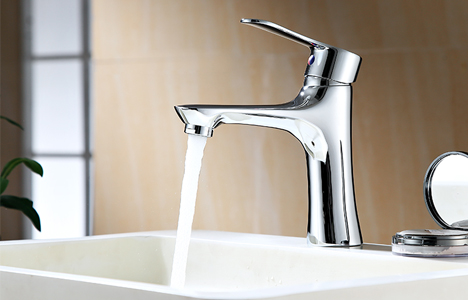 It's time to renew your bathroom and kitchen faucets! 50% off all products are on sale now