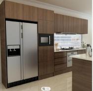 Anhui Shunxin Home Furnishing Technology Co., Ltd. Melamine Board Cabinet