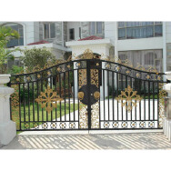 Souxian Greatwall Metal Products Co., Ltd. Iron Gate Doors