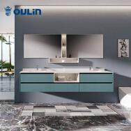 Ningbo Oulin Kitchen Utensil Co., Ltd. Bathroom Cabinets