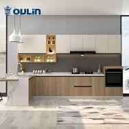 Ningbo Oulin Kitchen Utensil Co., Ltd. Melamine Board Cabinet