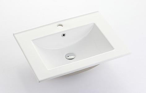 Popular Model White Ceramic sanitary ware Art basin for All over the world