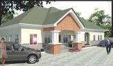 Four bedroom, two bedroom, five bedroom duplex house