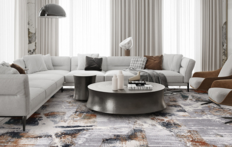 It's time to renew your area rugs! Comfortable rugs of high quality are on sale now!
